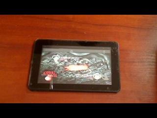 Обзор планшета 3Q Qpad vm1017A 8gb