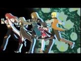 MAD - Сказания Весперии + Бесконечные небеса - опенинг | Tales of Vesperia + Infinite Stratos - ending