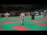 XII Open d'Italia - Finale Kata Maschile - Valdesi Vs Maurino.flv